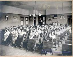 1912 Photo Augusta Wisconsin History High School